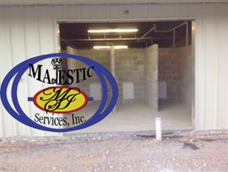 Majestic Services Kirby Animal Shelter Expansion