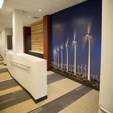Austin Energy System Control Center Finish Out Project